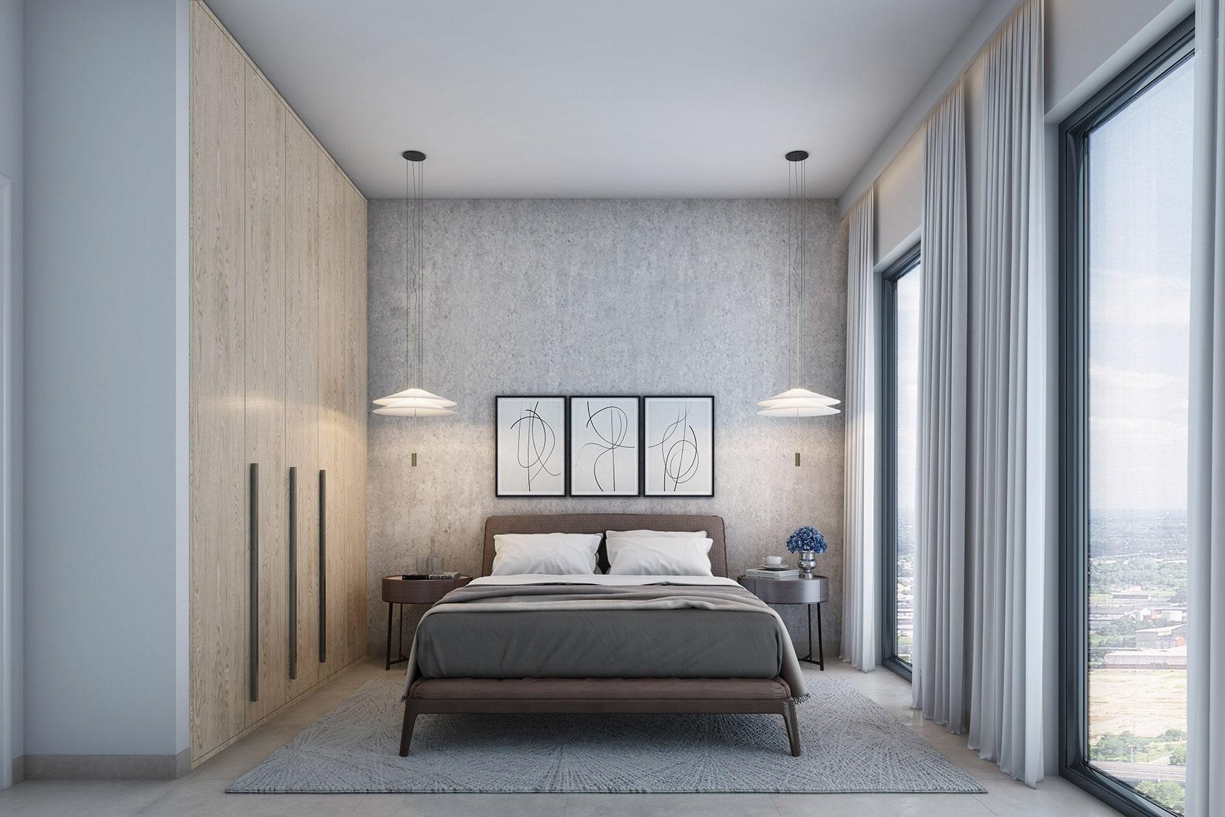 bedroom 2 interior preview suroor 1 al mamsha seerah