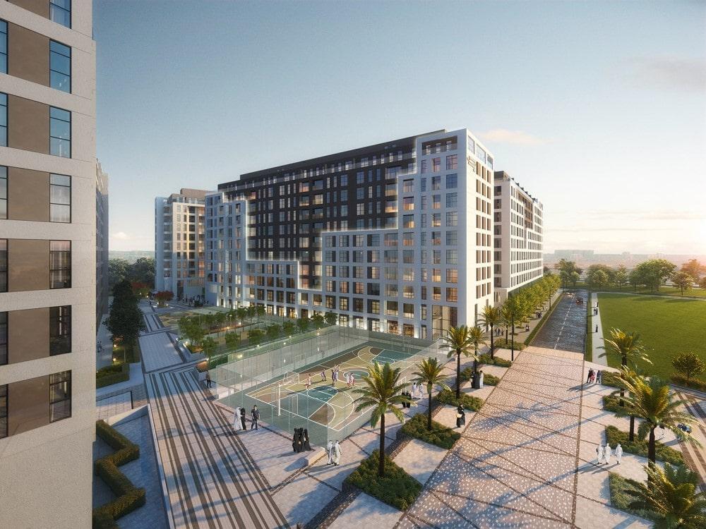 residential units on sale in sharjah al mamsha